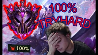 EUW PROMO DO MASTERU - 100% FOCUS🤓 | OPAT 04