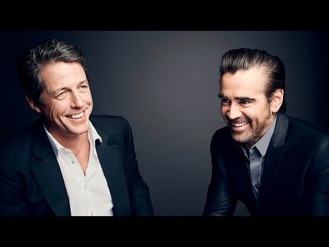 Hugh Grant & Colin Farrell - Actors on Actors  - Full Conversation