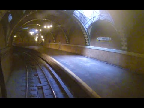 ᴴᴰ Low-V RFW Footage - Grand Central - City Hall Loop - Pelham Bay Park