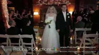 Wedding Ceremony at Skytop Lodge, PA (Jen-Paul)