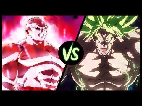 Broly VS Jiren | Dragon Ball Super