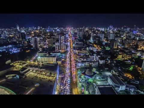 Santo Domingo como no la habías visto: hermosura desde el aire