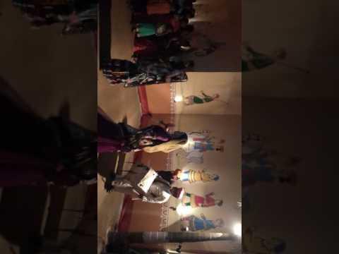 Indian Rajasthan gypsy dance