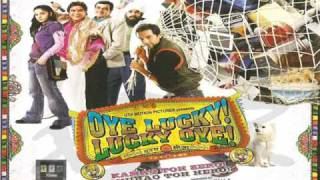 Oye Lucky! Lucky Oye! Jugni+Lyrics