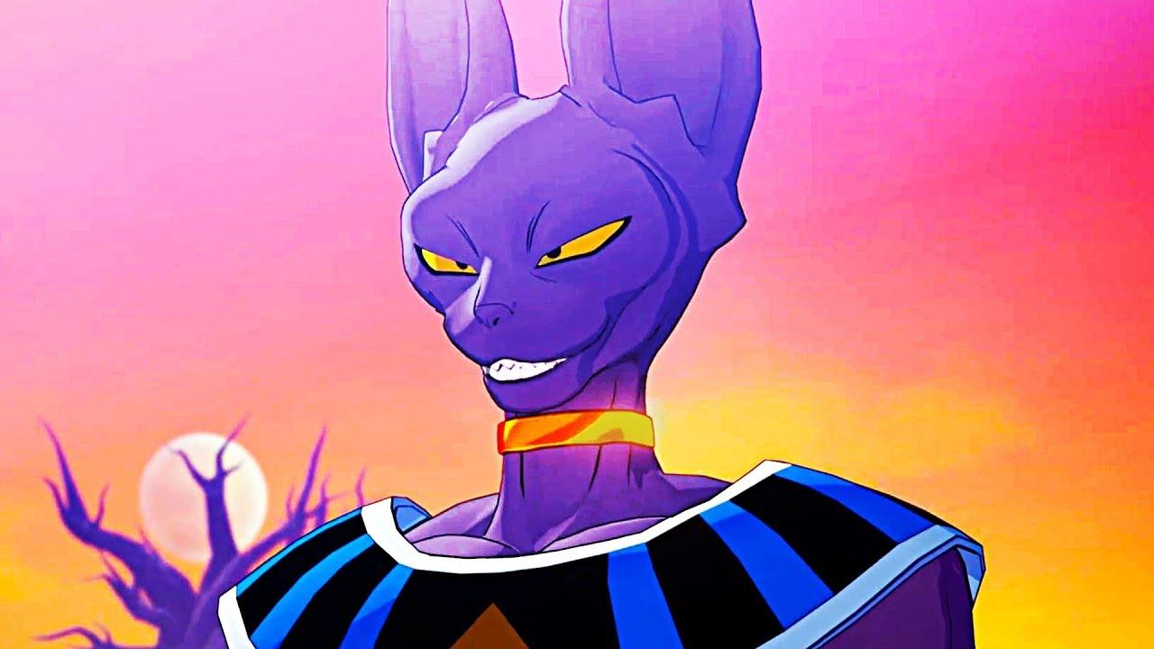 "Tráiler del DLC DRAGON BALL Z Kakarot ""Lord Beerus"" (2020) + vídeo"
