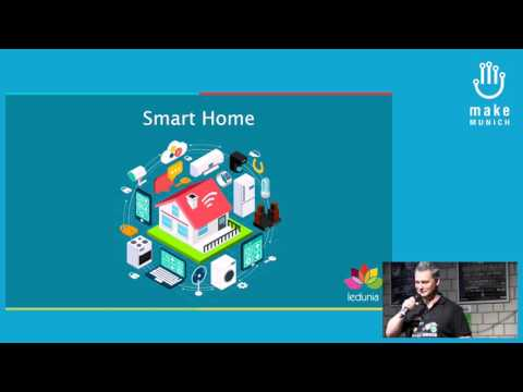 2017 –  IoT Monitoring und DIY Smart Home mit ESP8266 MCUs