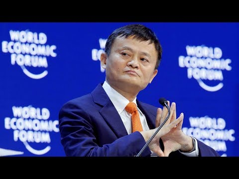 Alibaba founder sees globalization as key economic driver