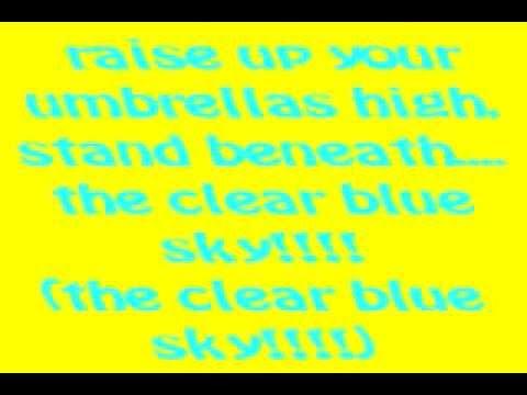 It's Raining Sunshine lyrics  Miranda Cosgrove