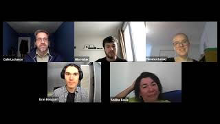 Ep. 3 – Hackathon Edition: Student Innovators presented by the Legal Innovation Data Institute