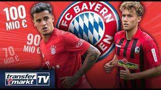 Bayern: Kommt Coutinho günstiger? – Waldschmidt als Lewa-Backup | TRANSFERMARKT