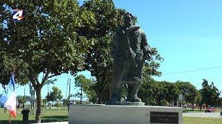Se inauguró la relocalización del monumento a José Batlle y Ordóñez