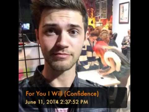 For You I Will (Confidence)