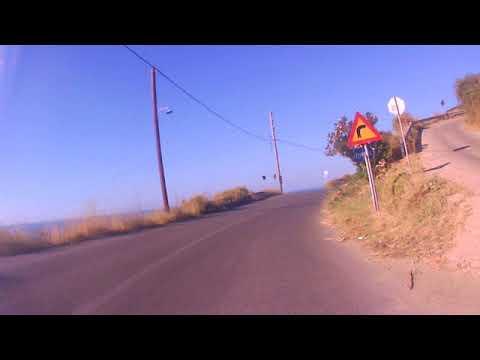 Ποδηλατική διαδρομή στη βόρεια Ικαρία - Bike Ride to north Ikaria vol.1