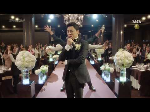 Jo Jung Suk, Singing 'Entertainer' At Wedding For Kong Hyo Jin♥ 《Don't Dare To Dream》 EP24