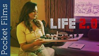 Life 2.0 - Hindi Sci-Fi Short Film |  Redesigning the way we live