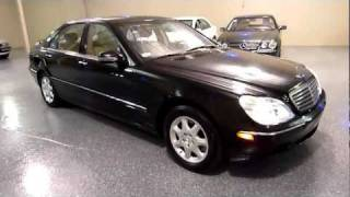 2000 Mercedes-Benz S500 4dr Sedan 5.0L (#2065) (SOLD)