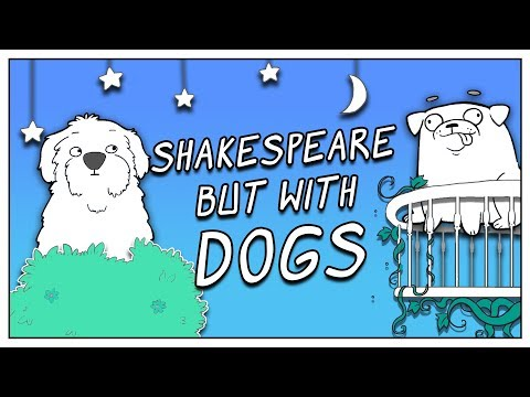 Two Dogs Explain Romeo & Juliet | Animated Story