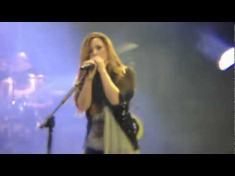 La La Land - Demi Lovato - Caracas, Venezuela 2012