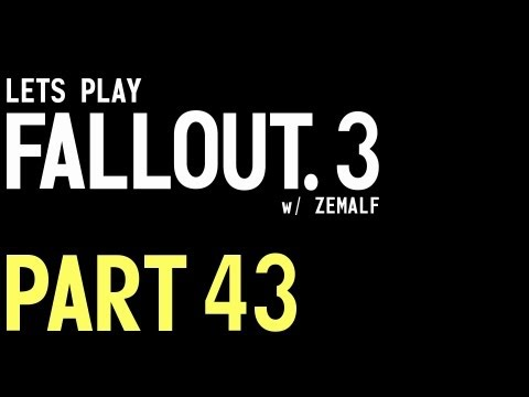 Let's Play Fallout 3 - Part 43 - Museum of Technology II [Roleplay] [MODDED]