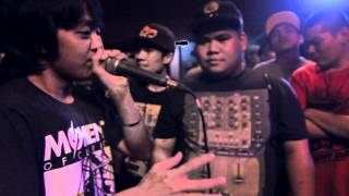 Download FlipTop - Ad Beat vs Mckoy - Beatbox Battle MP3 song and Music Video