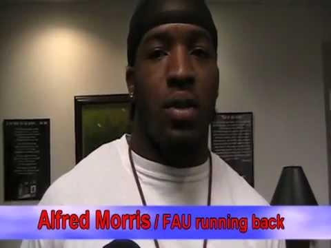 FAU running back Alfred Morris compared to Larry Csonka - OwlAccess.com