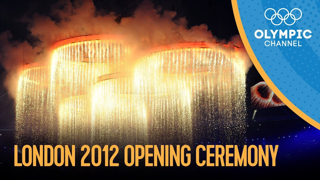 ILLUMINATI - The Complete London 2012 Olympics Opening Ceremony