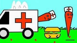 Healthy Living Cartoon by Kai Hammond