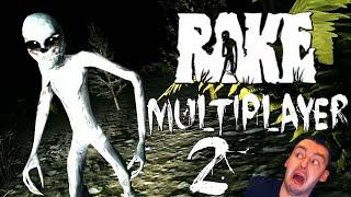 R.I.P PANIE RAKE'U | Rake Multiplayer #2 thumbnail