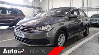 2019 Volkswagen Santana 1.4 MPI Trendline- Exterior & Interior Review (Philippines)