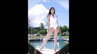 驚くほど美しいバストを持つ浅田舞。 「フィギュアスケートをやってきて...