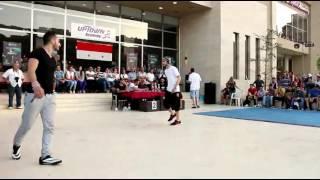 بطولة سوريا للبريك دانس لعام 2015 تحت إشراف الأتحاد الرياضي السوري التحدي 2