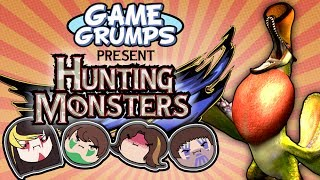 GAME GRUMPS PRESENT: HUNTING MONSTERS EP.1 QURUPECO - Polaris