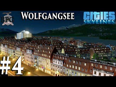 [#4] Baroque Style Buildings - Cities: Skylines - (Season 4) [Wolfgangsee Austria]