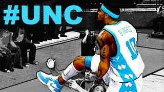 NBA 2k12 My Player: Bridges Remembers UNC vs Duke Game ft. Austin Rivers College Hoops 2k12 & 2k13