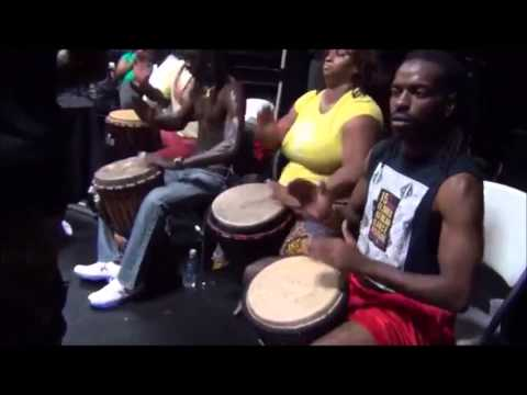 Kipekee African Dance Festival in Houston Texas