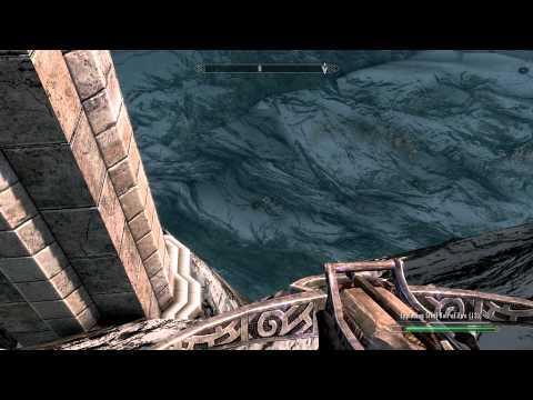 Skyrim: Dawnguard Walkthrough In 1080p, Part 65: Reaching The Inner Sanctum (Let's Play, 1080p)