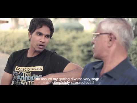 Manam-A diffrent love (tamil inspiring short film-award winning)