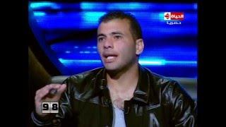 بالفيديو.. متعب: 'أنا مش بتاع مشاكل.. وأعتذر لزيزو لأننى كبير'