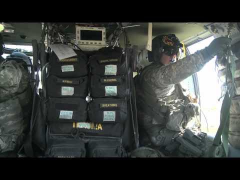 Combat Air Medevac in Afghanistan HD - REAL WAR FOOTAGE