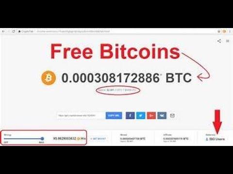 ottenere gratuitamente 0 001 btc strategia di trading online su eurchf con il golden cross