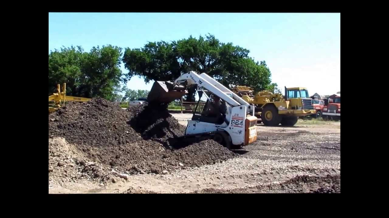 Bobcat 864 Advantage Track Skid Steer For Sale