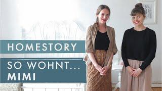 So wohnt...Mimi | radikaler Minimalismus in Berlin | Home Story | Jelena
