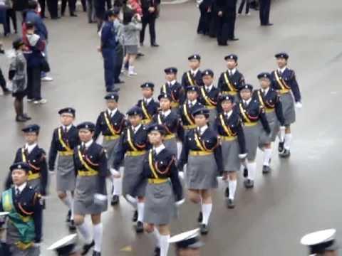 香港交通安全隊全港大會操2009-2010年 - YouTube