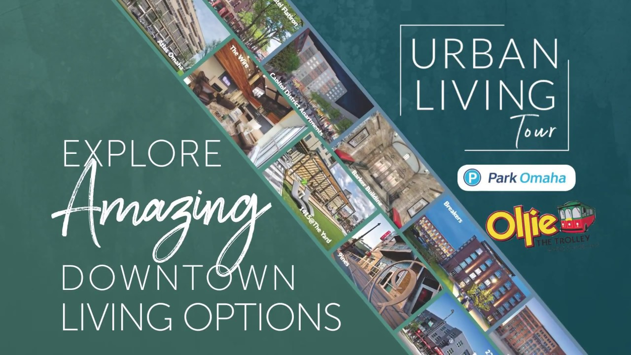 omaha urban living tour commercial youtube