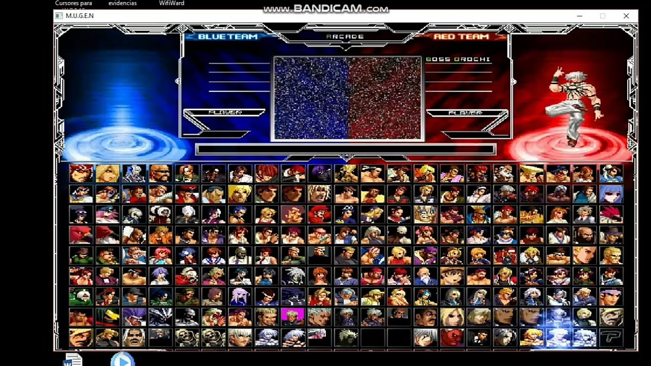 King Of Fighters Xiii Mugen Game Download