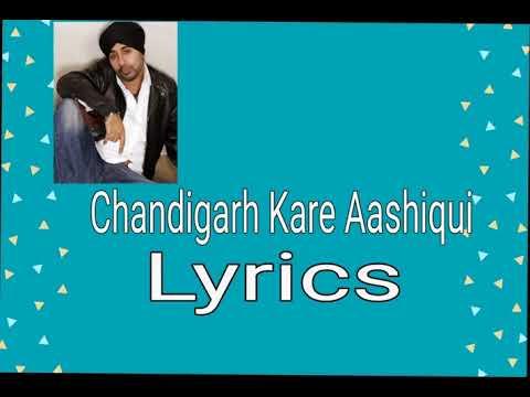 Chandigarh kare aashiqui jassi sidhu song lyrics | pzlyrics. Com.