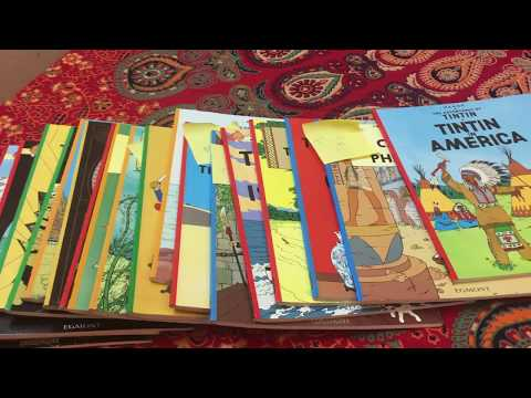 Tintin Complete Collection Review India