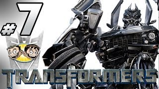 Transformers: the game - decepticon campaign - part 7 - bff's barricade & bumblebee - brobrahs