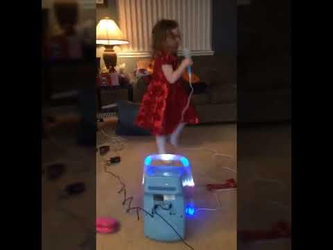 Emmy's Karaoke debut