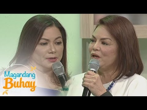 Magandang Buhay: Momshies Bing and Dina share their advice to their daughters